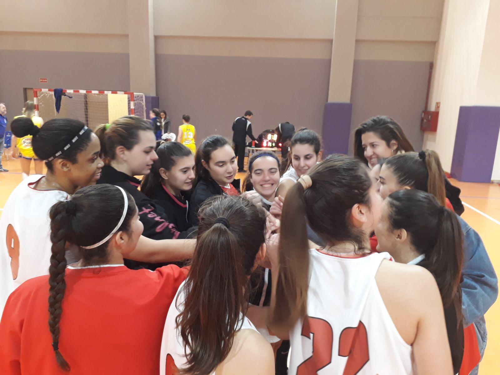 #SeniorFemA Campeonato Autonómico. Grupo A. Jornada 1: Picken Claret B 61 – CB L'Horta Godella 64