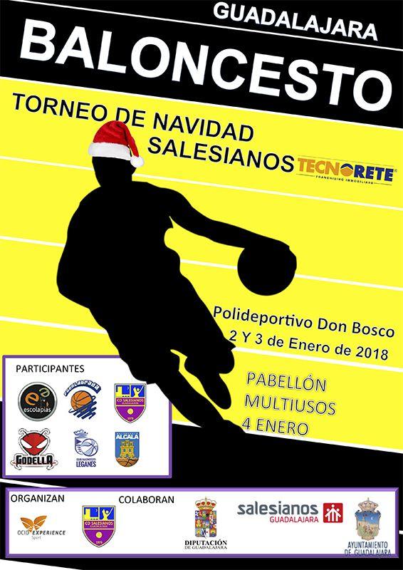Nuestro #JuniorMasc se encuentra participando en el Torneo de Navidad Salesianos de Guadalajara.