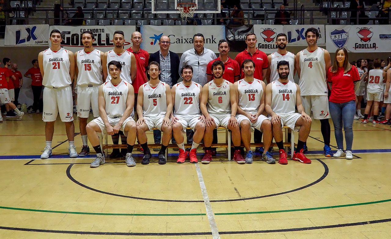 #SeniorMascA. Liga 1ª División Nacional. Jornada 15: Sonia CB L'Horta Godella 65 – 51 CB Petraher