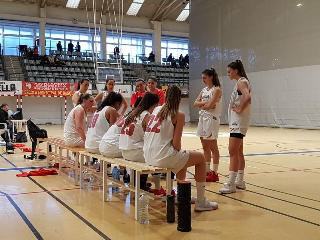 #SeniorFemA Campeonato Autonómico. Grupo A. Jornada 3: C.B. L'Horta Godella – Villareal