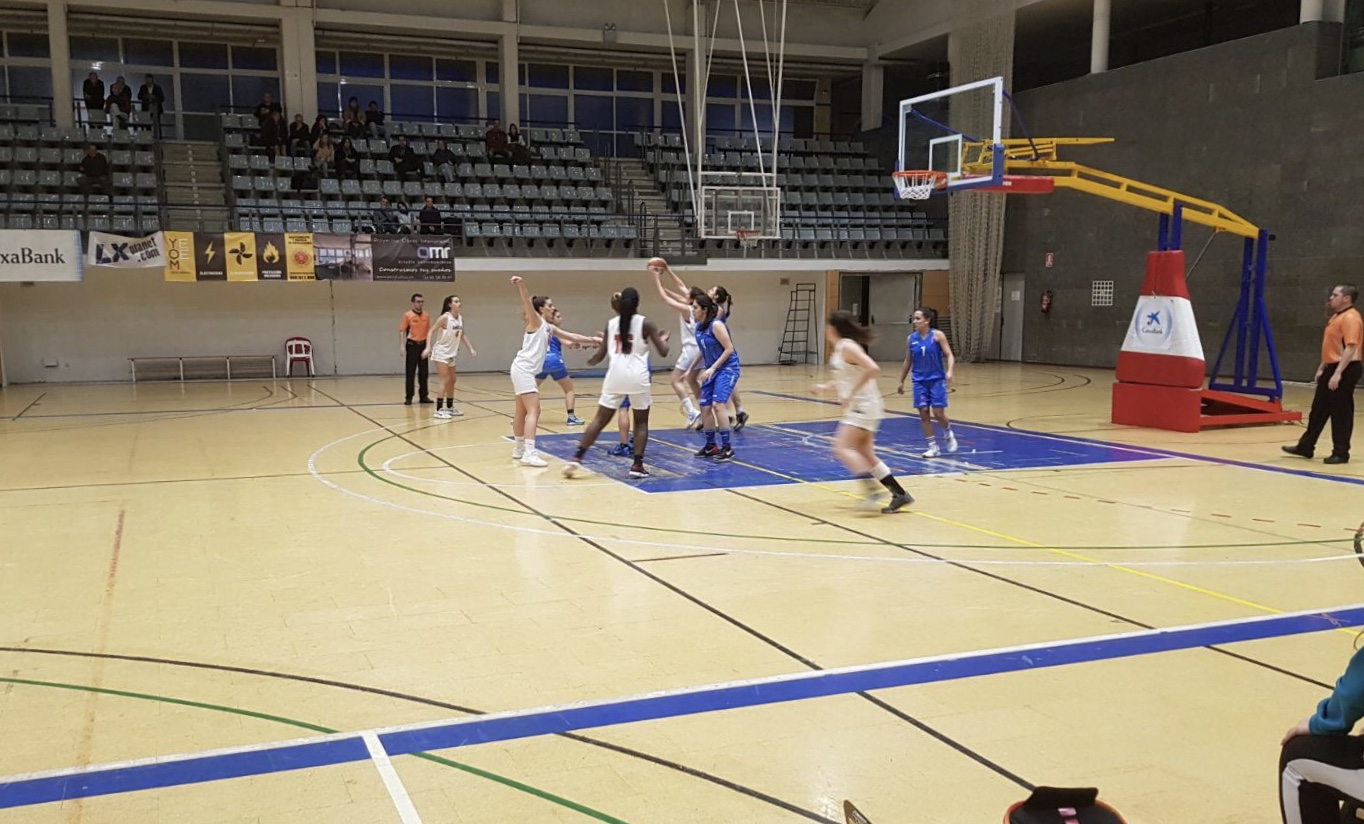 #SeniorFemA Campeonato Autonómico. Grupo A. Jornada 4: C.B. L'Horta Godella 65 – CB Aldaia A 46