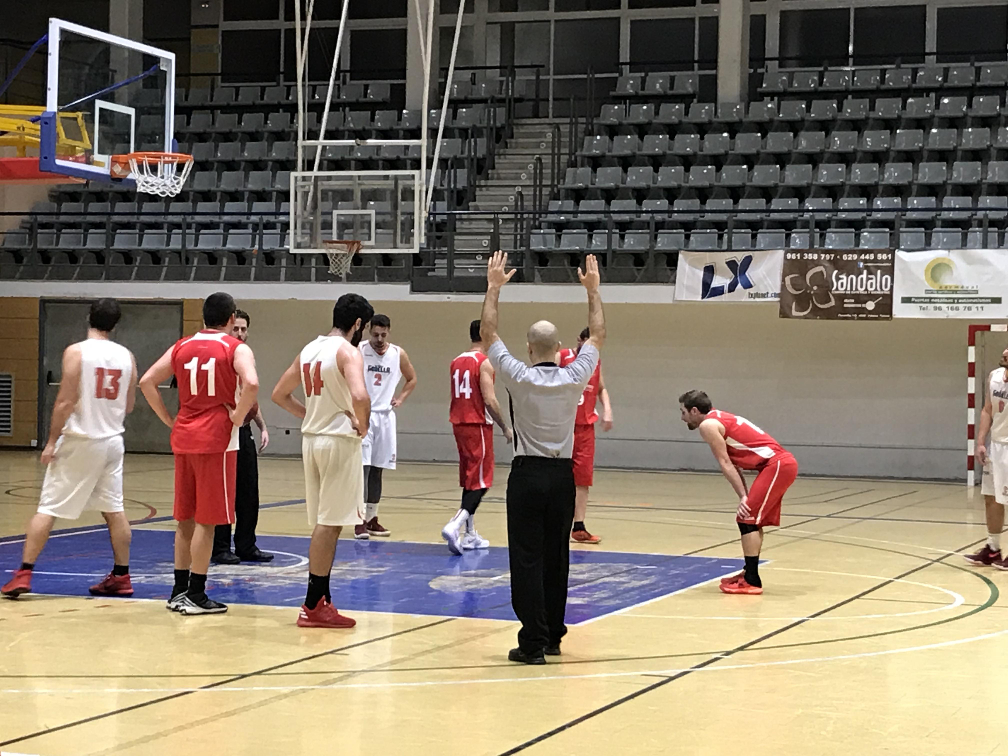 #SeniorMascA. Liga 1ª División Nacional. Jornada 19: Sonia CB L'Horta Godella 96 – ATC Colores Cerámicos Onda 56.