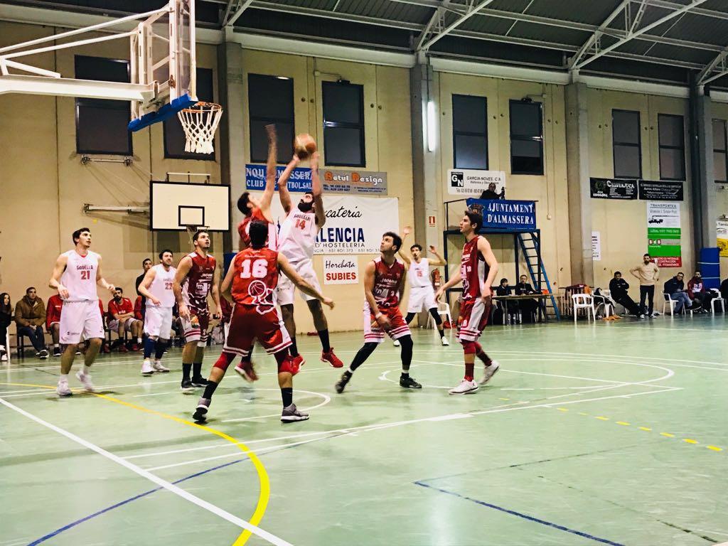 #SeniorMascA. Liga 1ª División Nacional. Jornada 16: Jovens Almassera 86-83 Sonia CB L'Horta Godella