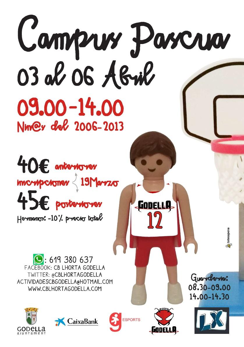 Campus Pascua CB L'Horta Godella