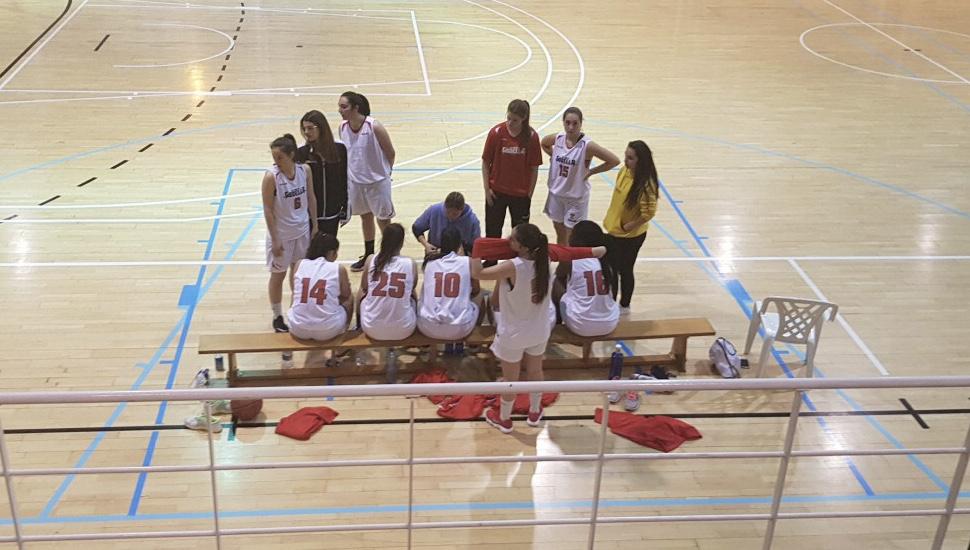 #SeniorFemA Campeonato Autonómico. Grupo A. Jornada 9:  Young Stars Basket Vila Real 46 -CB L'Horta Godella 83