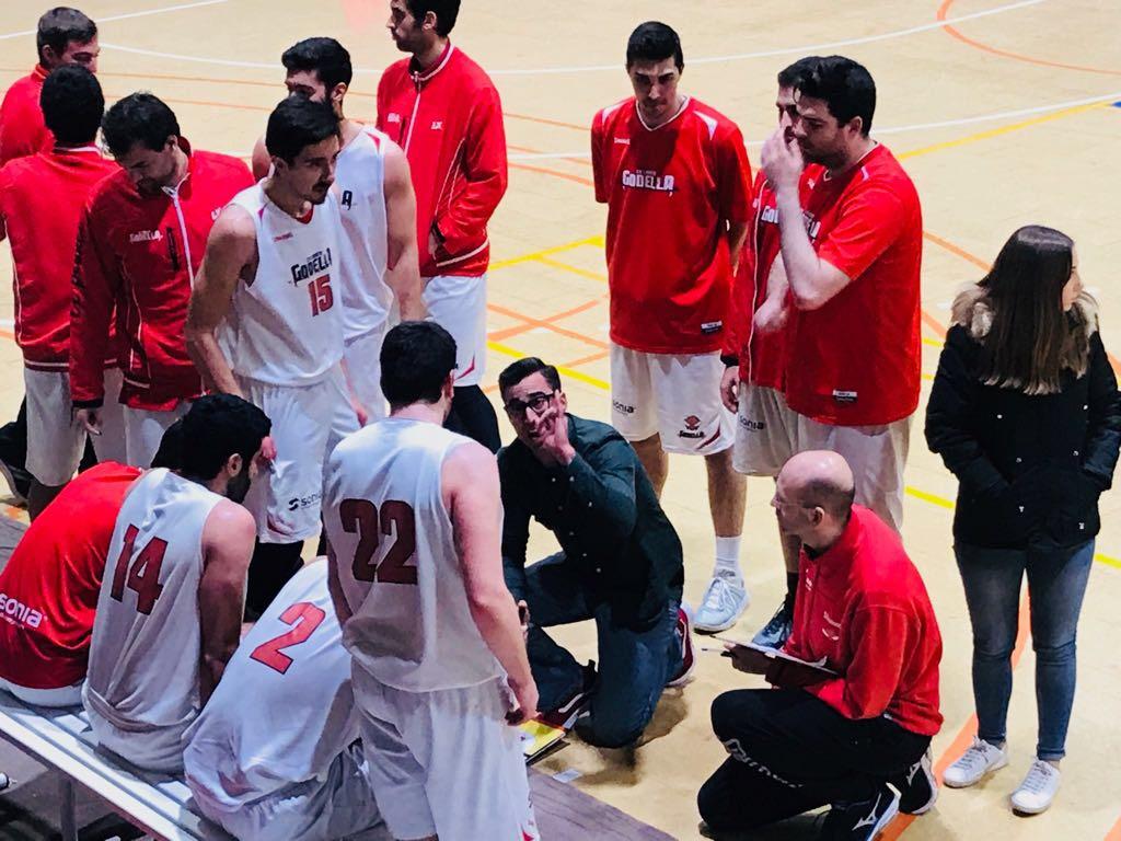 #SeniorMascA. Fase Clasificatoria 1ª División. Jornada 3: CBM Benifaió Roquette 70 – Sonia CB L'Horta Godella 77.