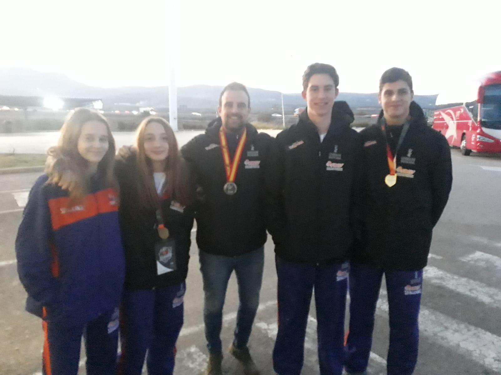 RedAnts en el Campeonato de España de Selecciones