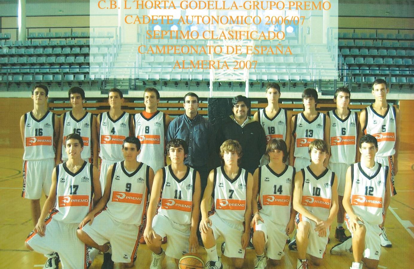 Cadete20062007almeria