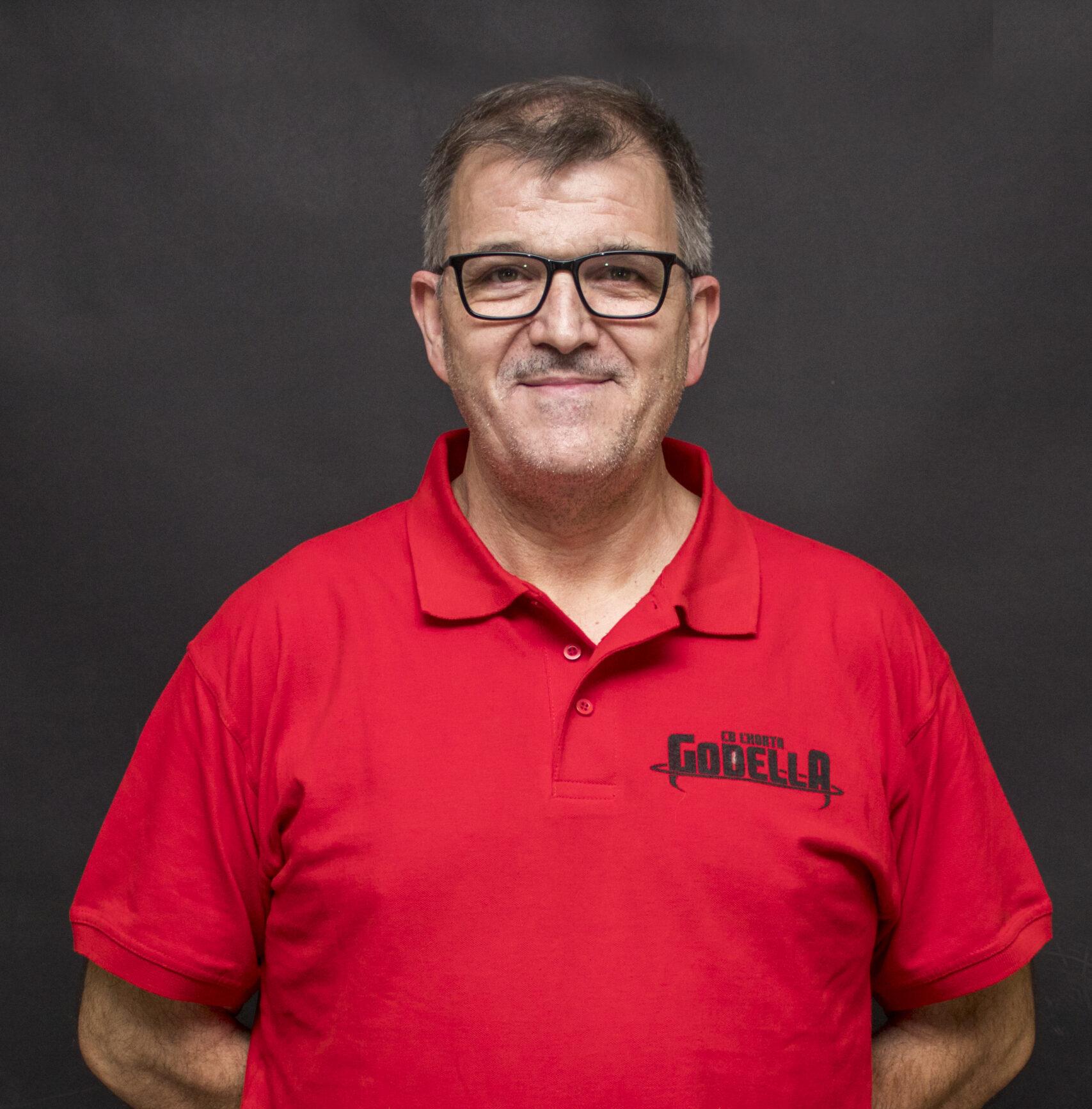 Emilio Díaz nuevo coordinador de la sección femenino.
